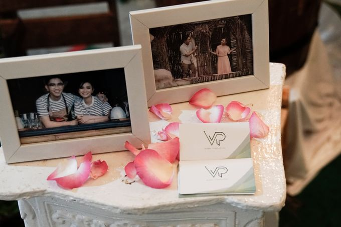 Wedding Olivia & Yohanes by Visual Perspective Indonesia - 018