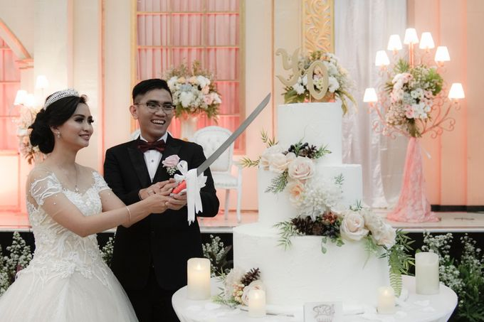 Wedding Olivia & Yohanes by Visual Perspective Indonesia - 019