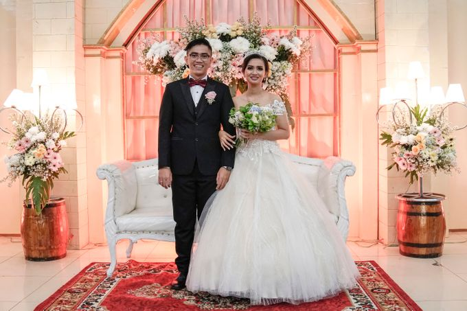 Wedding Olivia & Yohanes by Visual Perspective Indonesia - 020