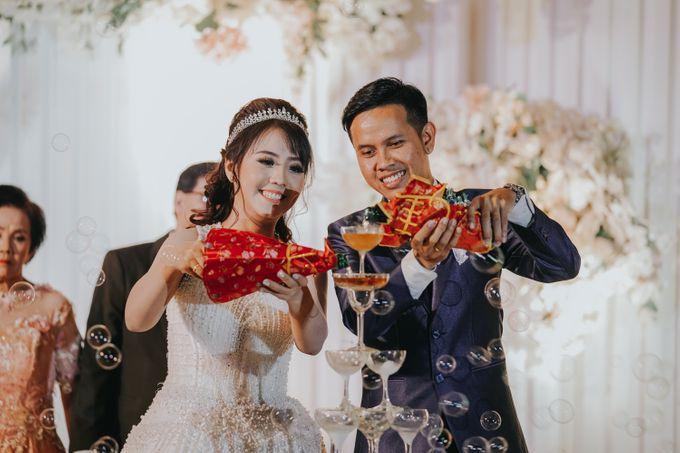 Wedding of Margaretha & Purwo Adi by Ariel Photography - 001