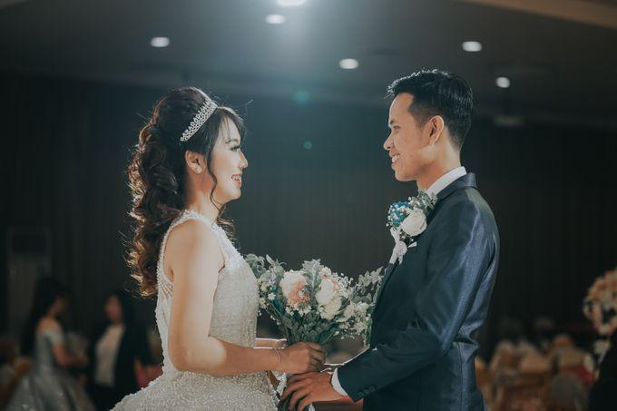 Wedding of Margaretha & Purwo Adi by Ariel Photography - 003