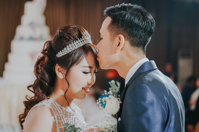 Wedding of Margaretha & Purwo Adi by Ariel Photography - 004