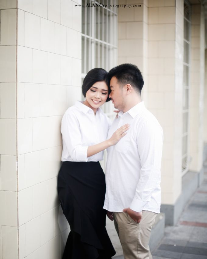 Chris Ester Prewedding III by Alanza Photography - 003
