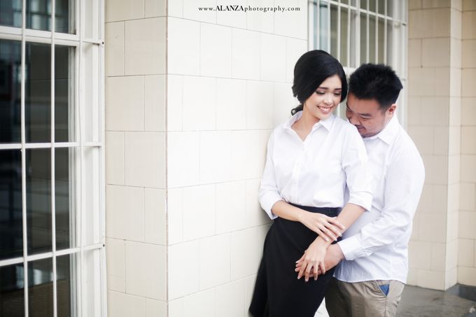 Chris Ester Prewedding III by Alanza Photography - 005