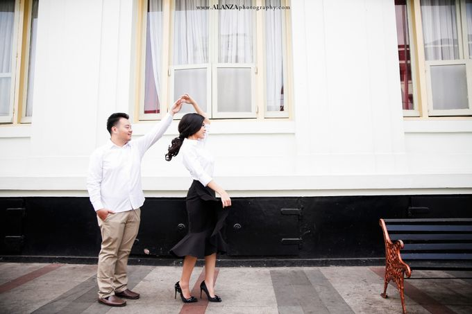Chris Ester Prewedding III by Alanza Photography - 016