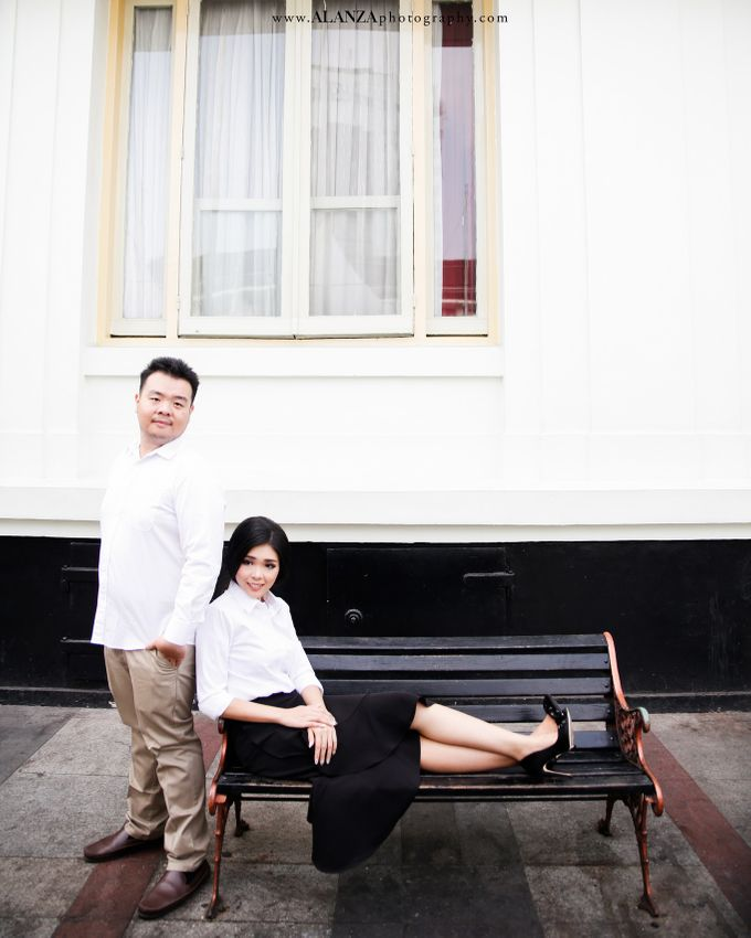 Chris Ester Prewedding III by Alanza Photography - 017