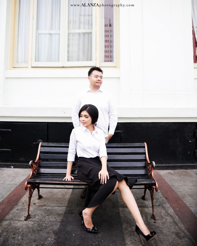 Chris Ester Prewedding III by Alanza Photography - 019