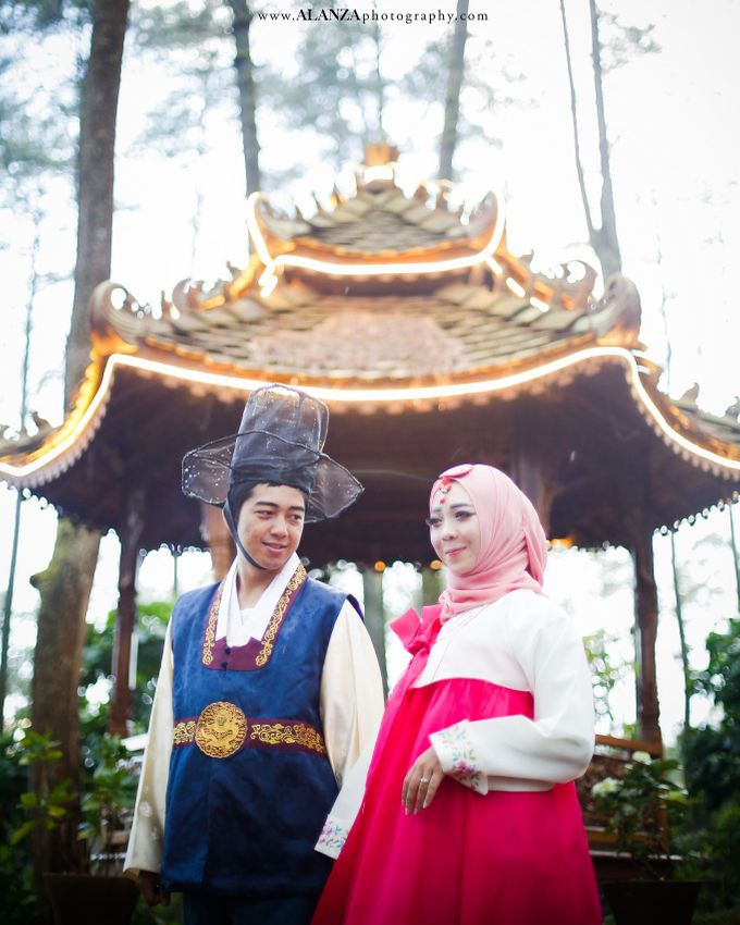 Anna Saiful Prewedding II by Alanza Photography - 010