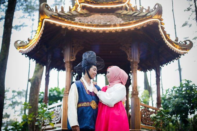 Anna Saiful Prewedding II by Alanza Photography - 011