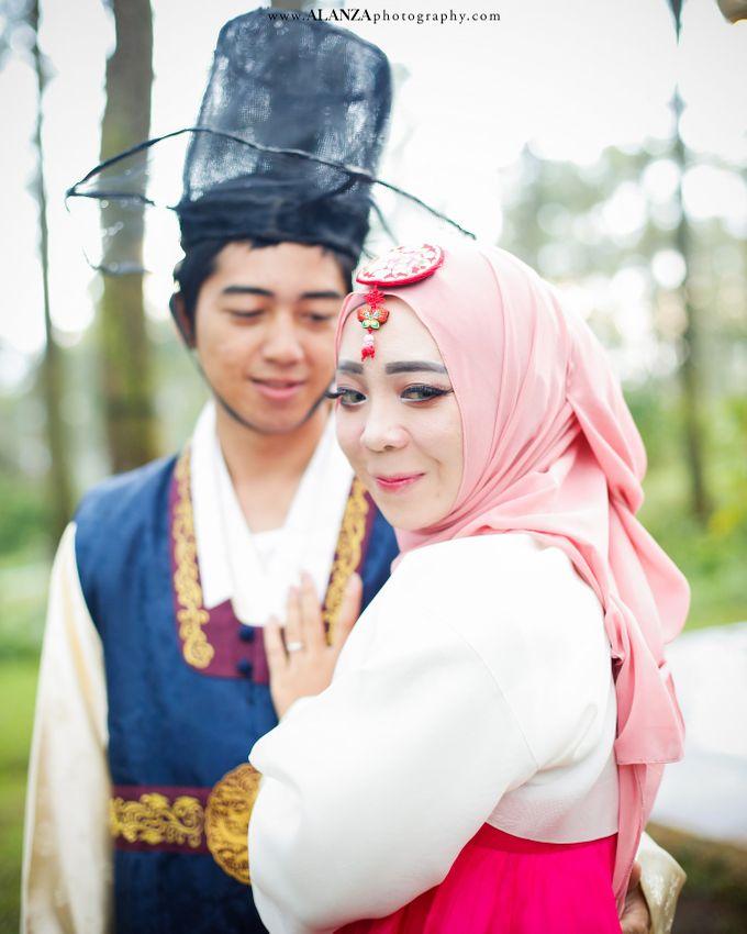 Anna Saiful Prewedding II by Alanza Photography - 012