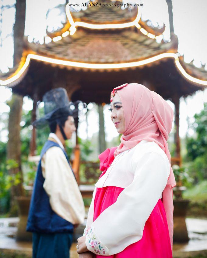 Anna Saiful Prewedding II by Alanza Photography - 013