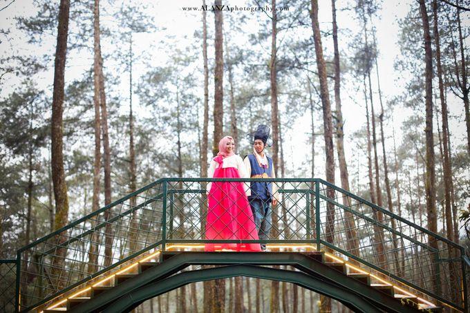 Anna Saiful Prewedding II by Alanza Photography - 014