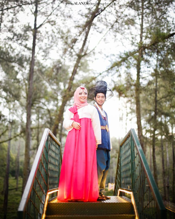 Anna Saiful Prewedding II by Alanza Photography - 015