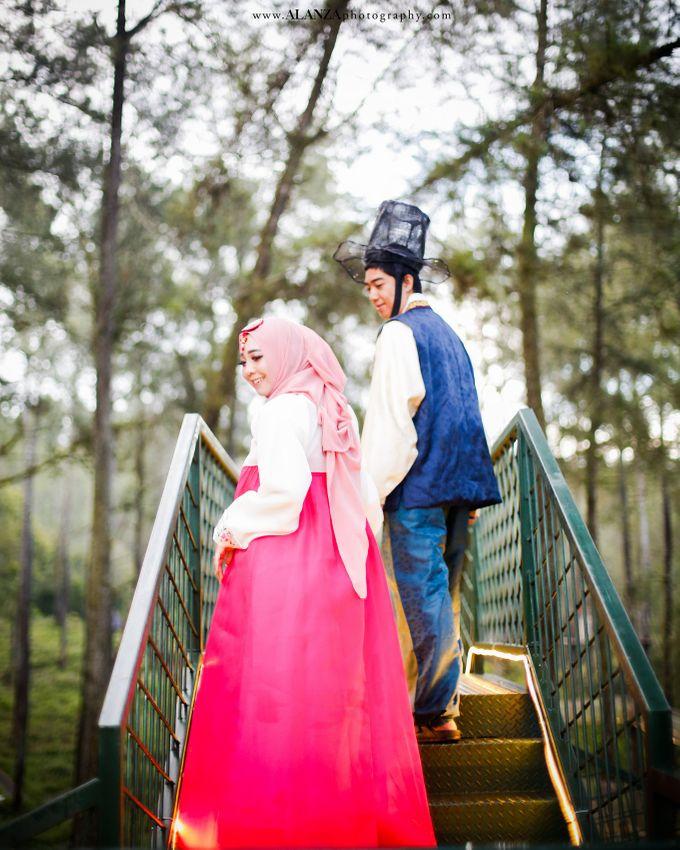 Anna Saiful Prewedding II by Alanza Photography - 001