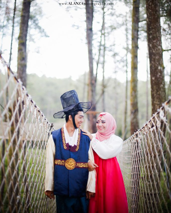 Anna Saiful Prewedding II by Alanza Photography - 002