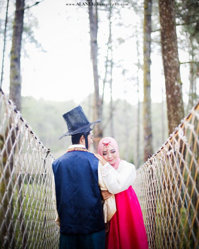 Anna Saiful Prewedding II by Alanza Photography - 003