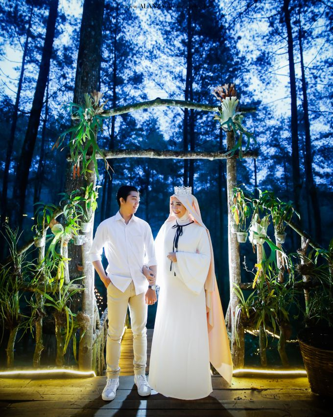 Anna Saiful Prewedding II by Alanza Photography - 004