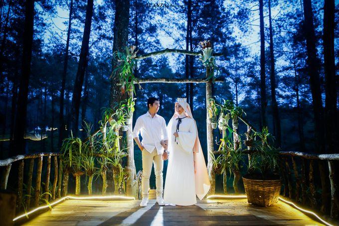 Anna Saiful Prewedding II by Alanza Photography - 005
