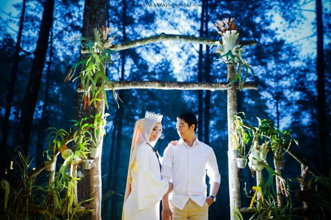 Anna Saiful Prewedding II by Alanza Photography - 006
