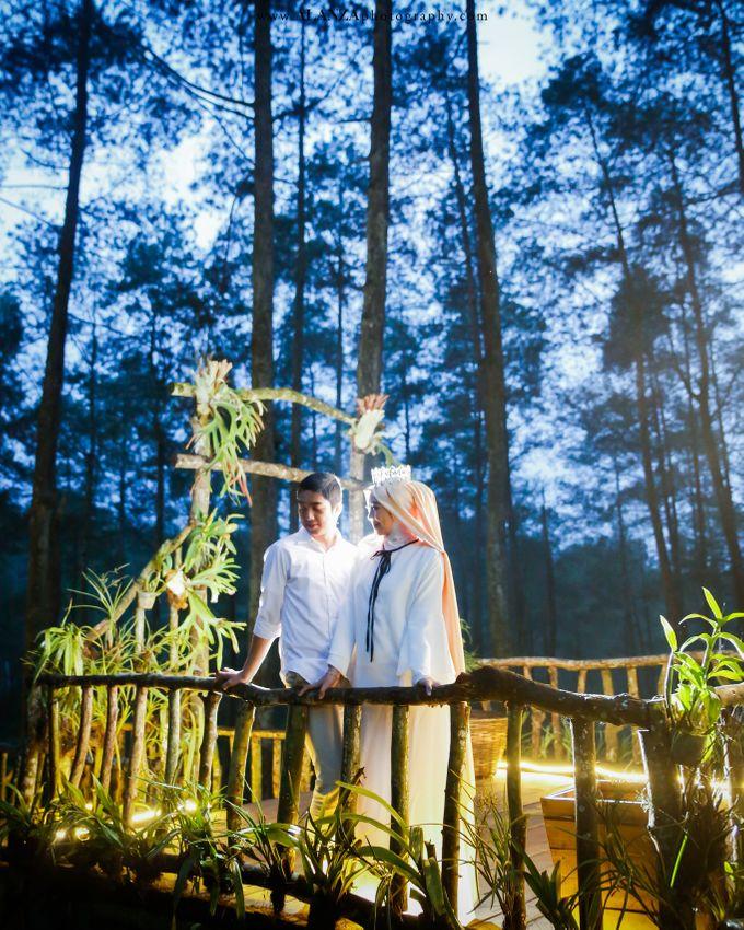 Anna Saiful Prewedding II by Alanza Photography - 007