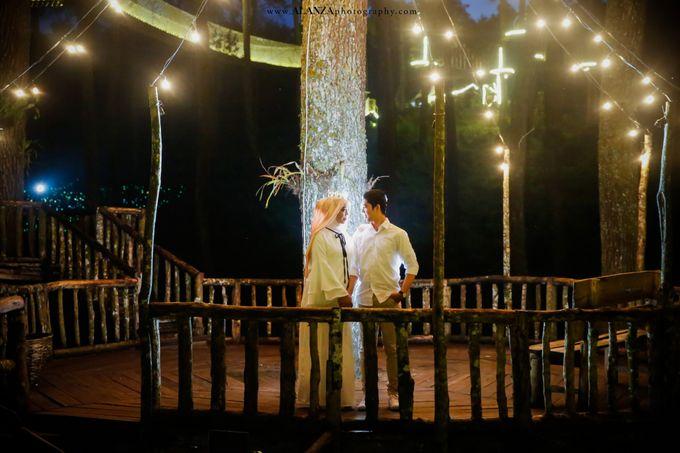 Anna Saiful Prewedding II by Alanza Photography - 009