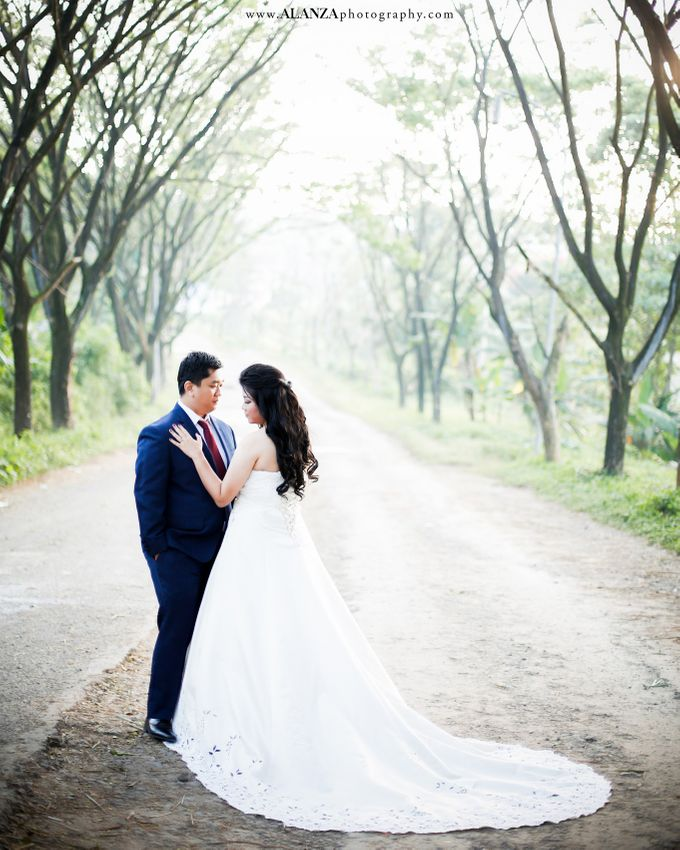 Sischa Steven Prewedding II by Alanza Photography - 022