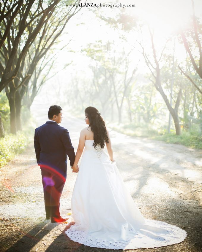 Sischa Steven Prewedding II by Alanza Photography - 007