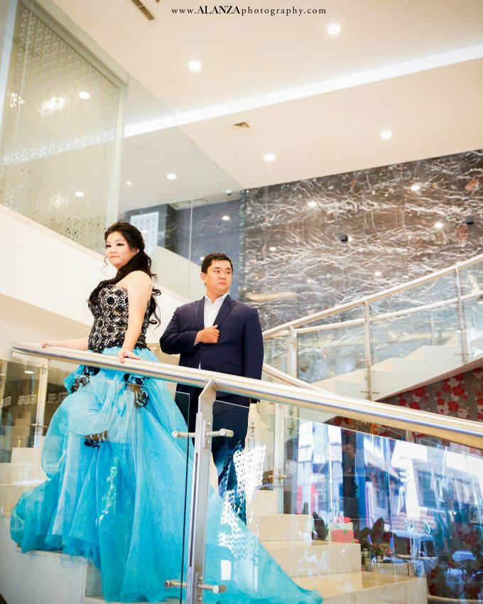 Sischa Steven Prewedding III by Alanza Photography - 001