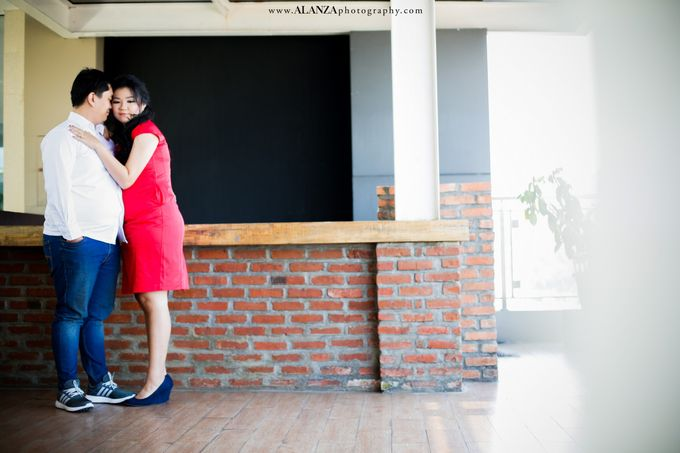 Sischa Steven Prewedding III by Alanza Photography - 008