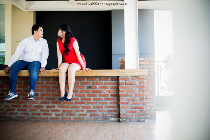 Sischa Steven Prewedding III by Alanza Photography - 010