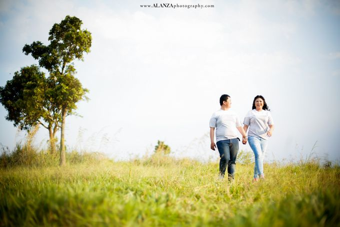 Sischa Steven Prewedding II by Alanza Photography - 013