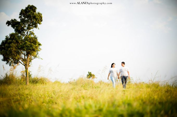Sischa Steven Prewedding II by Alanza Photography - 016