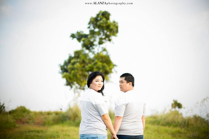 Sischa Steven Prewedding II by Alanza Photography - 018