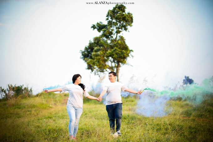 Sischa Steven Prewedding II by Alanza Photography - 019
