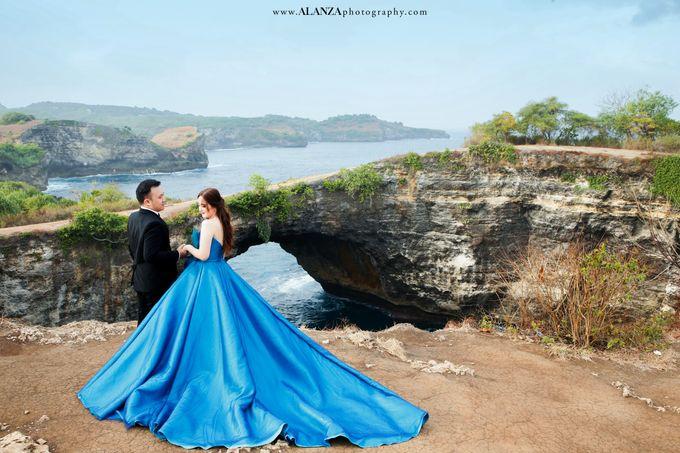 Adrian Christine Prewedding Bali I by Alanza Photography - 016