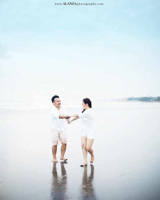 Adrian Christine Prewedding Bali I by Alanza Photography - 001