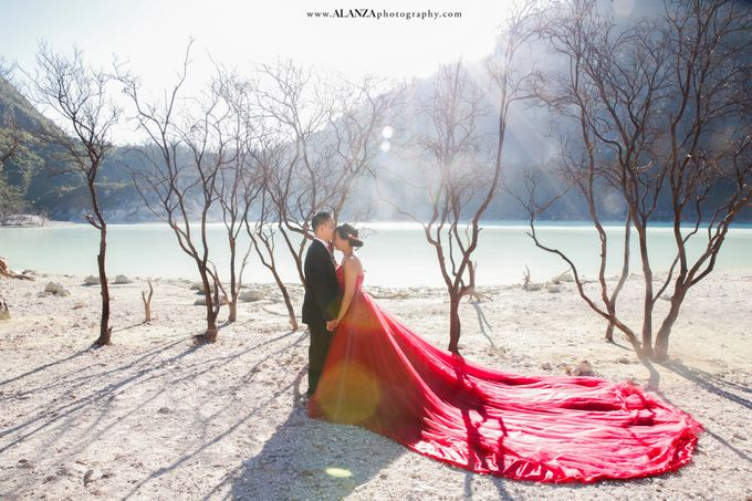EPTRI ANI PREWEDDING I by Alanza Photography - 001