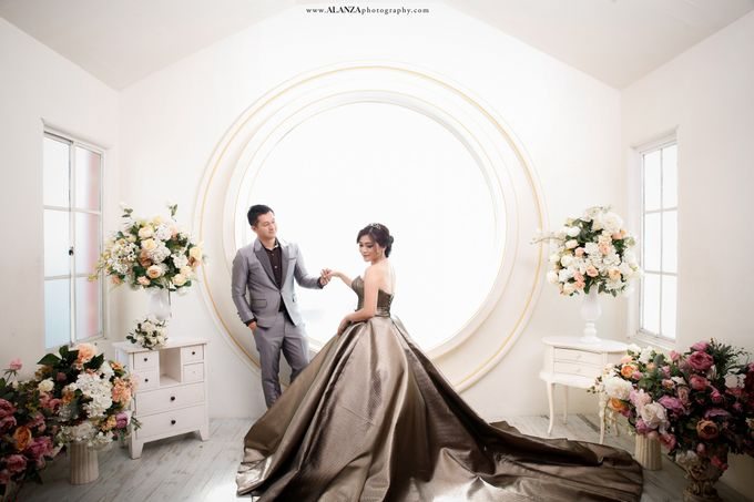 CHRIS FANY PREWEDDING  III by Alanza Photography - 001