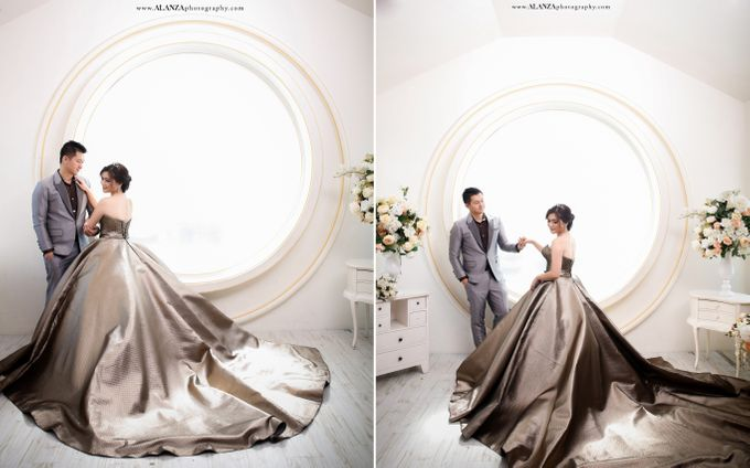 CHRIS FANY PREWEDDING  III by Alanza Photography - 002