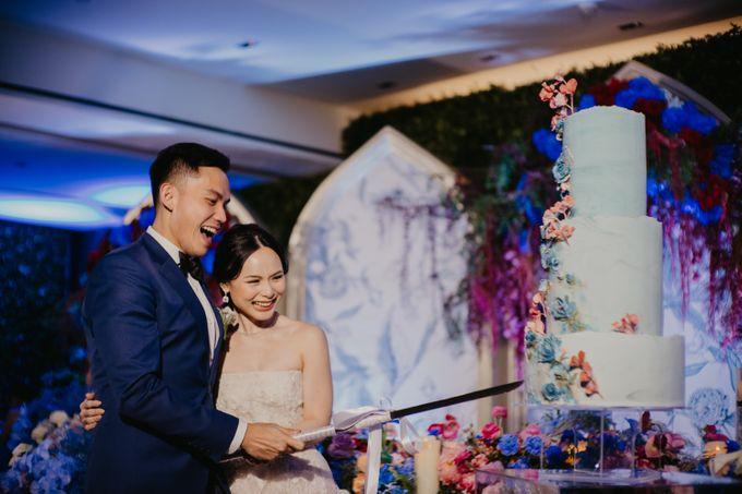 Edmund & Beatrisha Wedding by Sweetsalt - 012