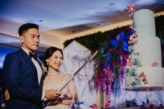 Edmund & Beatrisha Wedding by Sweetsalt - 013