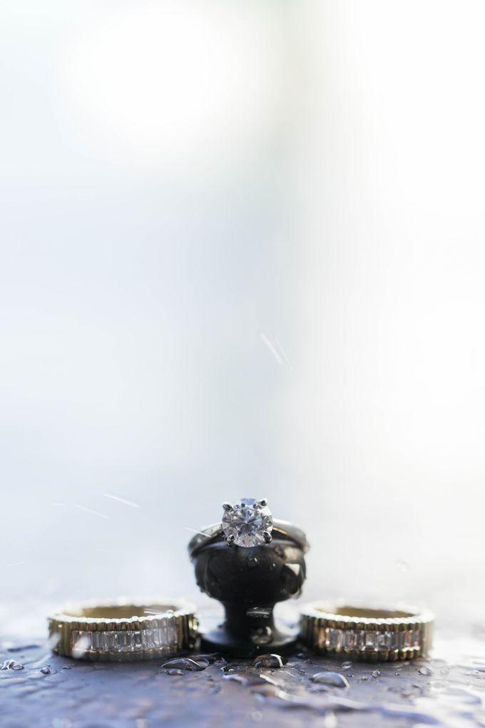 Doni & Stefanie Wedding Day by The Apurva Kempinski Bali - 001