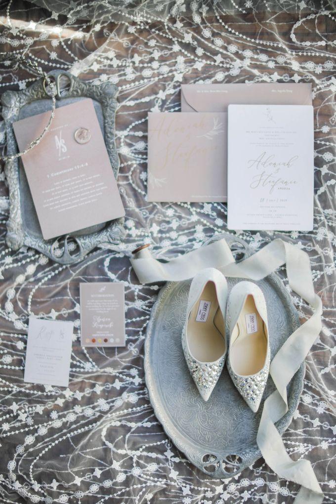 Doni & Stefanie Wedding Day by The Apurva Kempinski Bali - 003