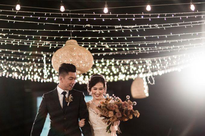 Doni & Stefanie Wedding Day by The Apurva Kempinski Bali - 039