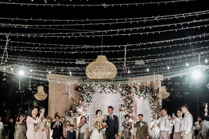 Doni & Stefanie Wedding Day by The Apurva Kempinski Bali - 040