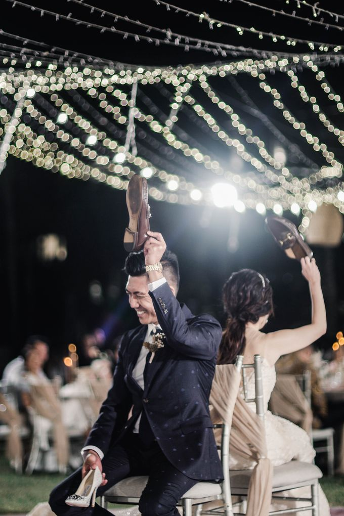 Doni & Stefanie Wedding Day by The Apurva Kempinski Bali - 045