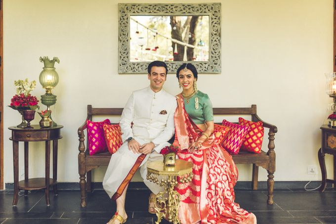 A CHIC FRENCH GUJARATI INTIMATE WEDDING by destination  photographers - 015