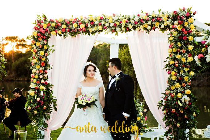 Wedding of Iraq Citizens in Antalya by Anta Organization Wedding & Event Planner - 001
