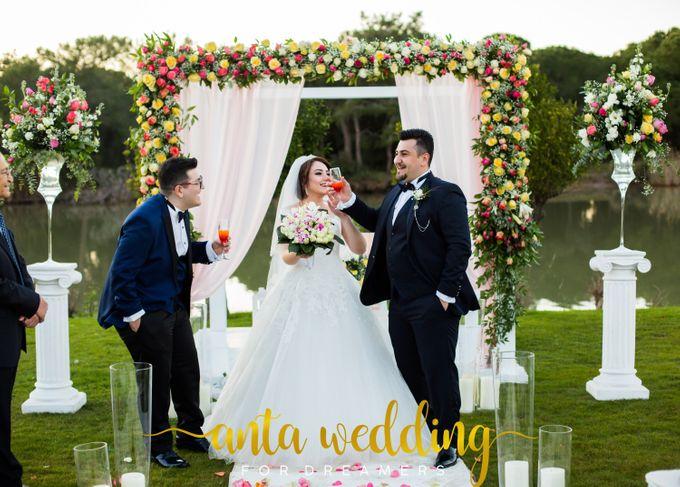 Wedding of Iraq Citizens in Antalya by Anta Organization Wedding & Event Planner - 009