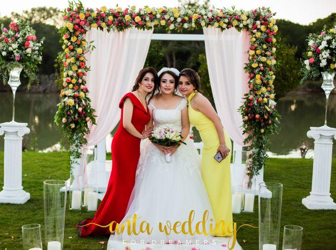 Wedding of Iraq Citizens in Antalya by Anta Organization Wedding & Event Planner - 010